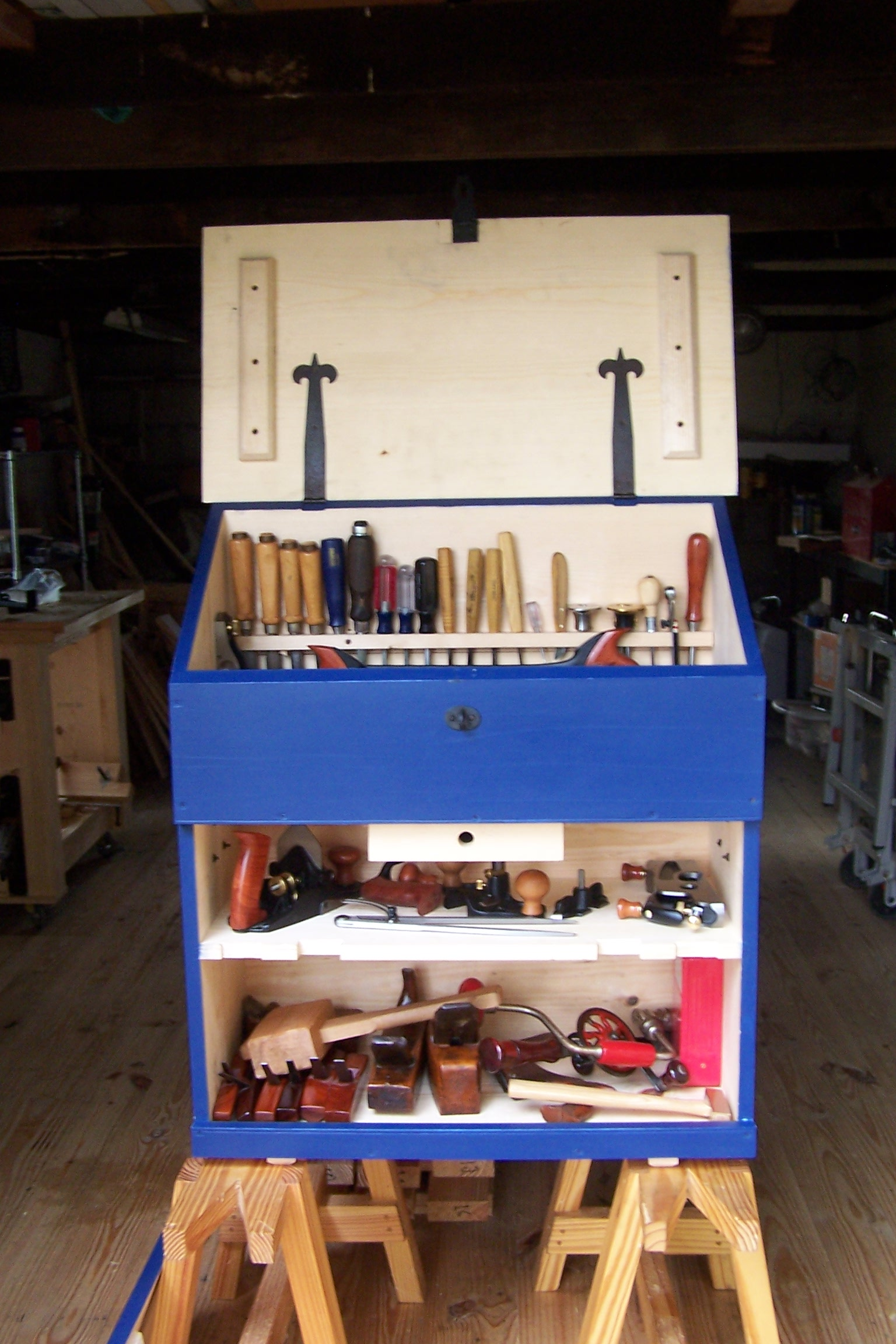 Dutch Tool Chest The Christian Tool Cabinet