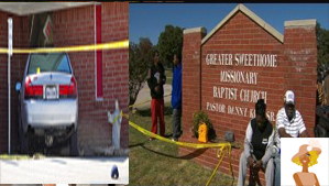 &quot; Church Pastor Killed at Greater Sweet Home Missionary Baptist Church&quot;