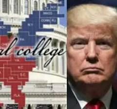 electorial college-trump-clinton