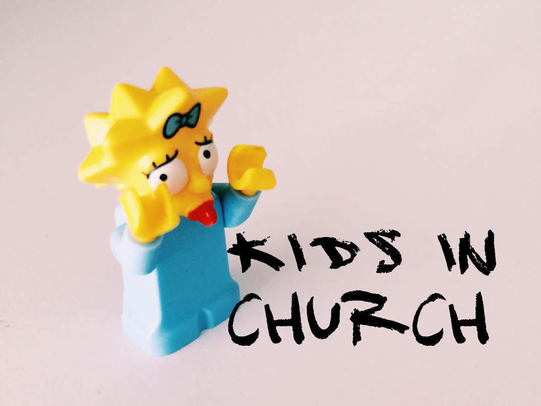 How Kids Disrupt Church Services (A guide through the ages)