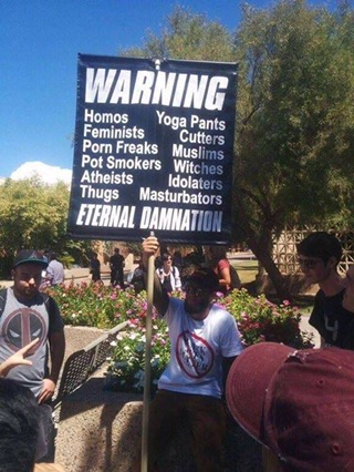 The Eternal Damnation List