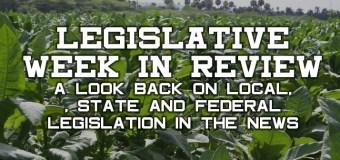 Legislative Week In Review