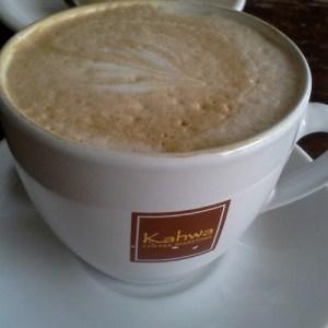 kahwah cup
