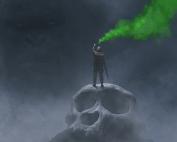 kong: skull island banner