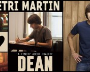 Demetri Martin - Interview Banner