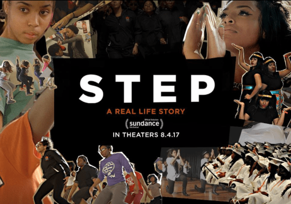 Step movie