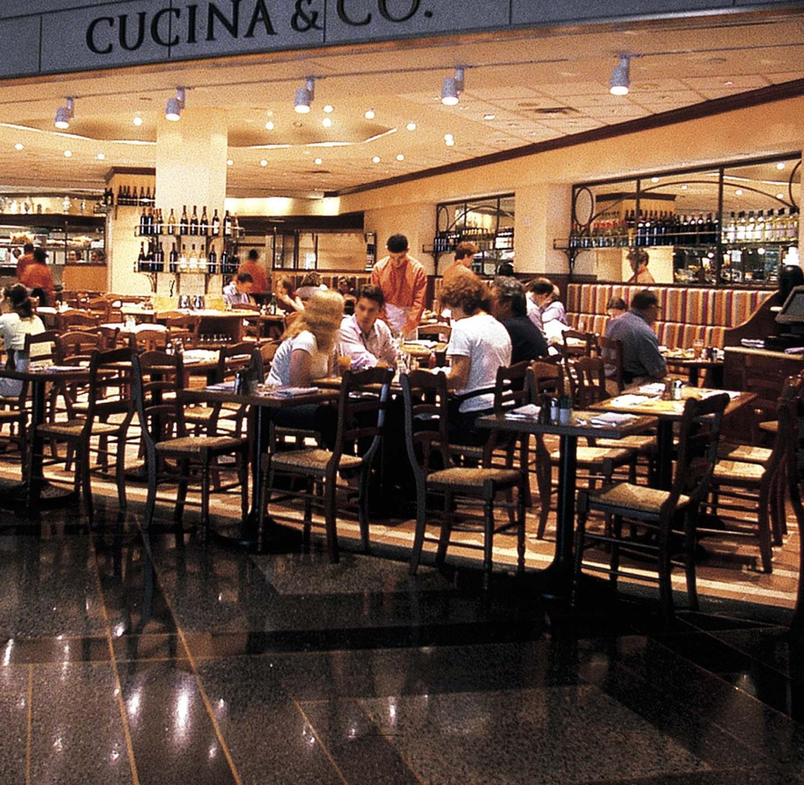Cucina Restaurant Rockefeller Center Cucina Co At Rockefeller Center Casual Dining In Nyc