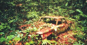 Chevrolet Corvair in the Darien