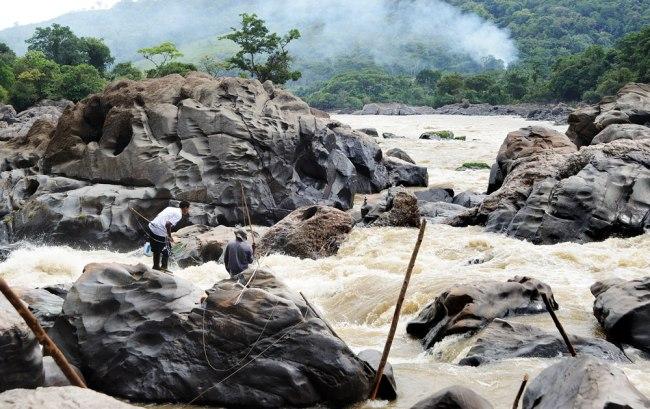 Huitoto Fishermen