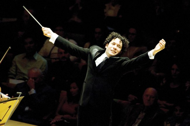 Conductor Gustavo Dudamel will lead the Opera de Coombia with the first performance of Wagner's Tannhauser in Colombia.
