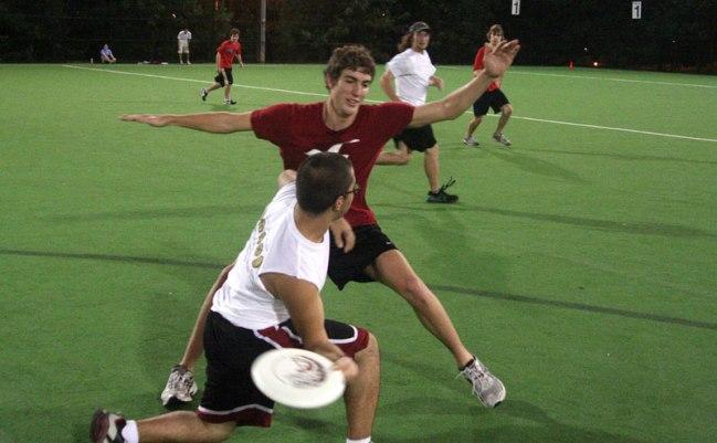 Sport-Frisbee
