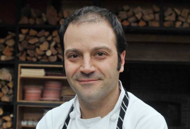 Tomás Rueda is the chef of two of Bogotá's most innovative restaurants.