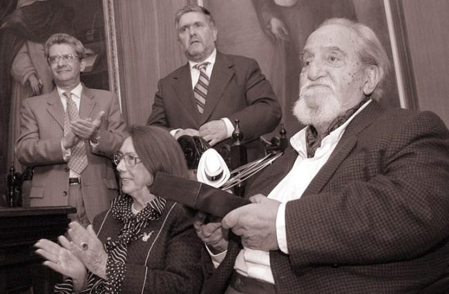 Rafael Molano Olarte, founder of Ponque Ramo.