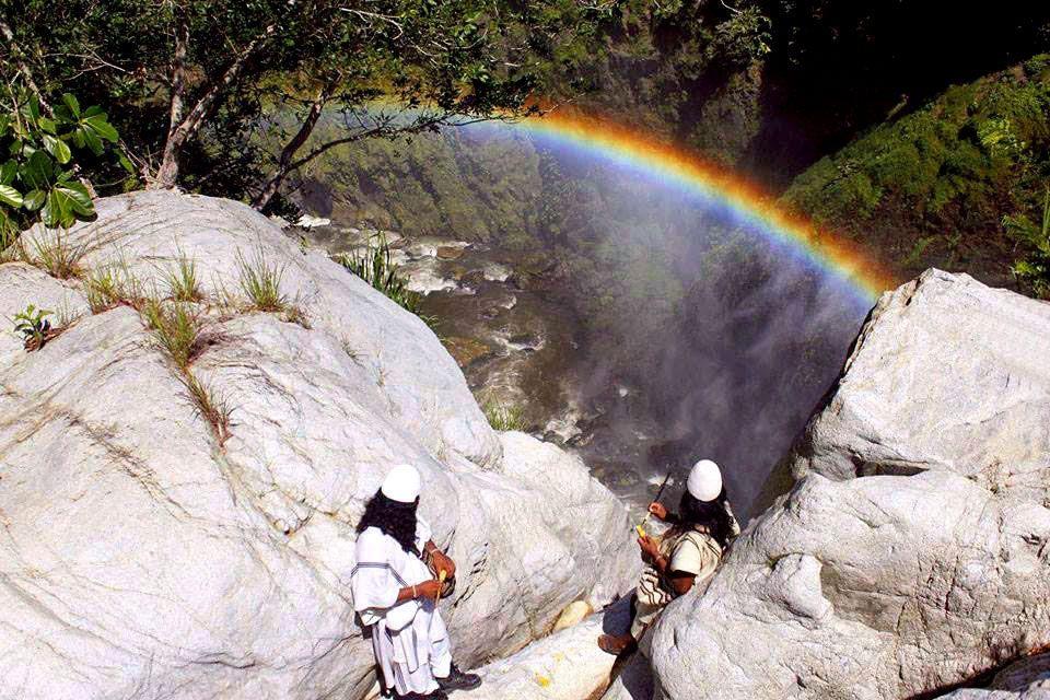 Colombia's Sierra Nevada indigenous people