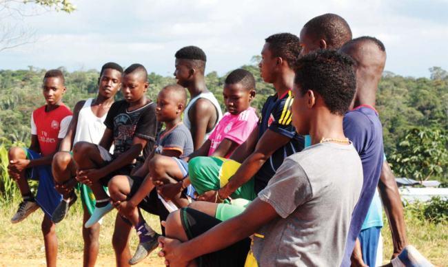 Soccer for Peace