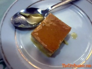 Leche Flan - All Filipino Buffet at Cabalen TriNoMa