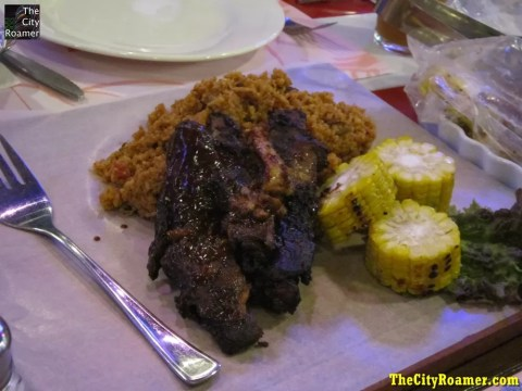Kansas City Ribs - ClawDaddy Robinsons Magnolia