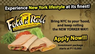 Fold N' Roll Franchise