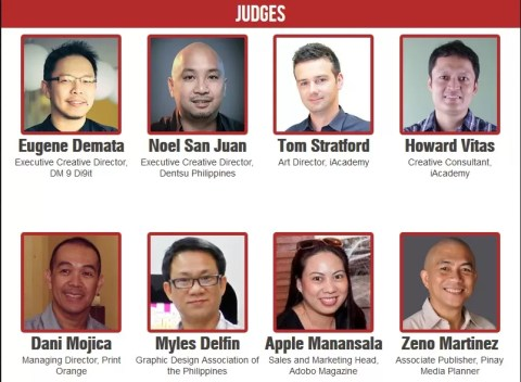 National Digital Arts Awards 2013 Judges