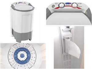 Fujidenzo Laundry Line - CWS-980 Single Tub Washer