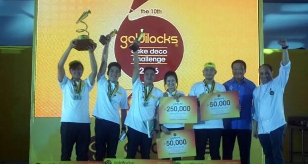 2016 Goldilocks ICDC Overall Winner