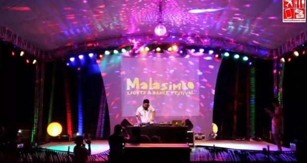 Malasimbo Lights and Dance Festival 2016