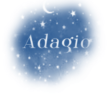 Permalink to:Speak slowly to the stars: beautiful Adagios
