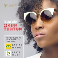 Odun tuntun by Aramide made the playlist featuring new year songs that will help you achieve your dreams