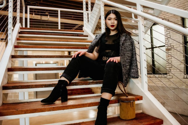 How To Style A Gucci Belt Ft Lauren Pham