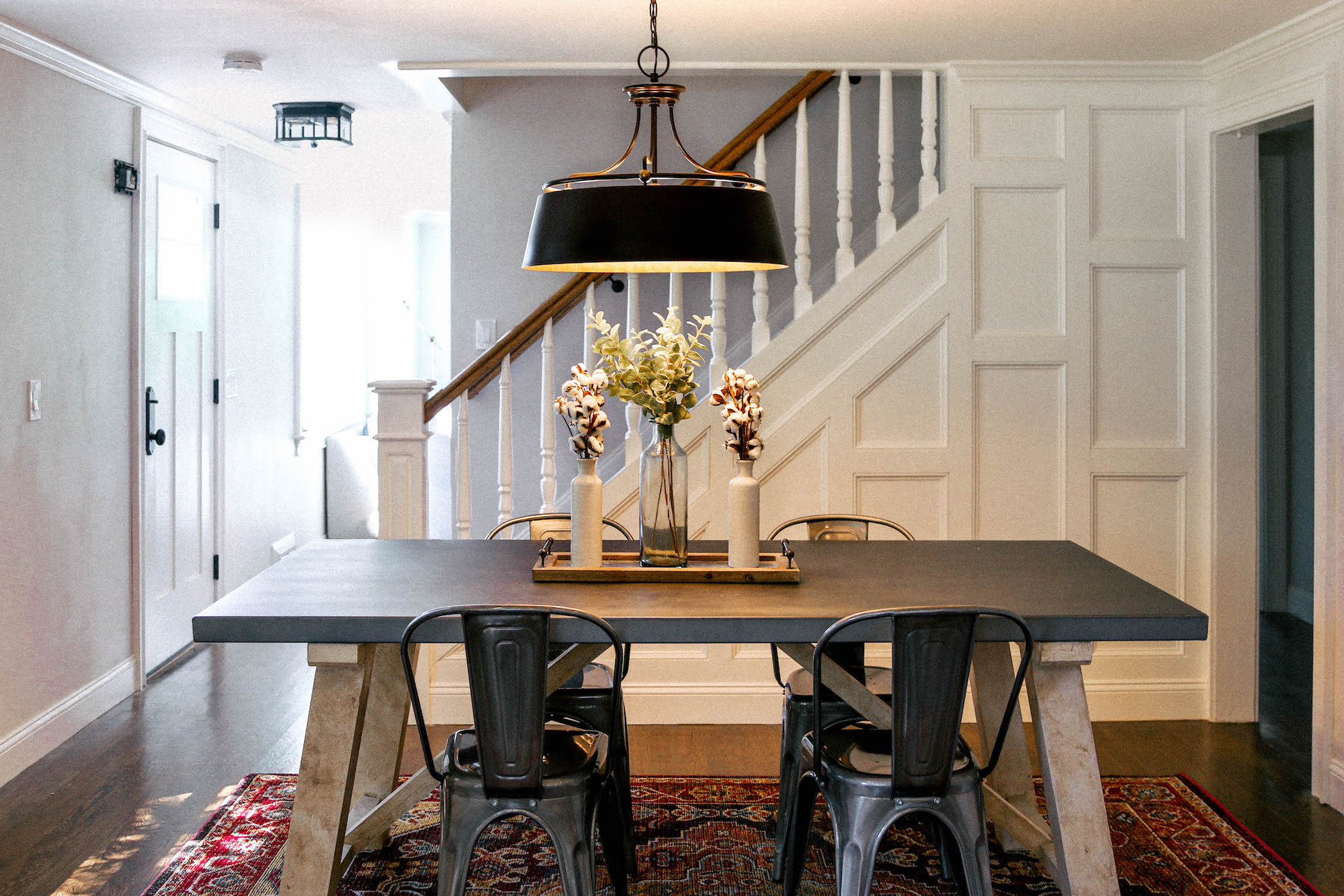 Light Fixtures Throughout Our New England Fixer Upper The Coastal Confidence