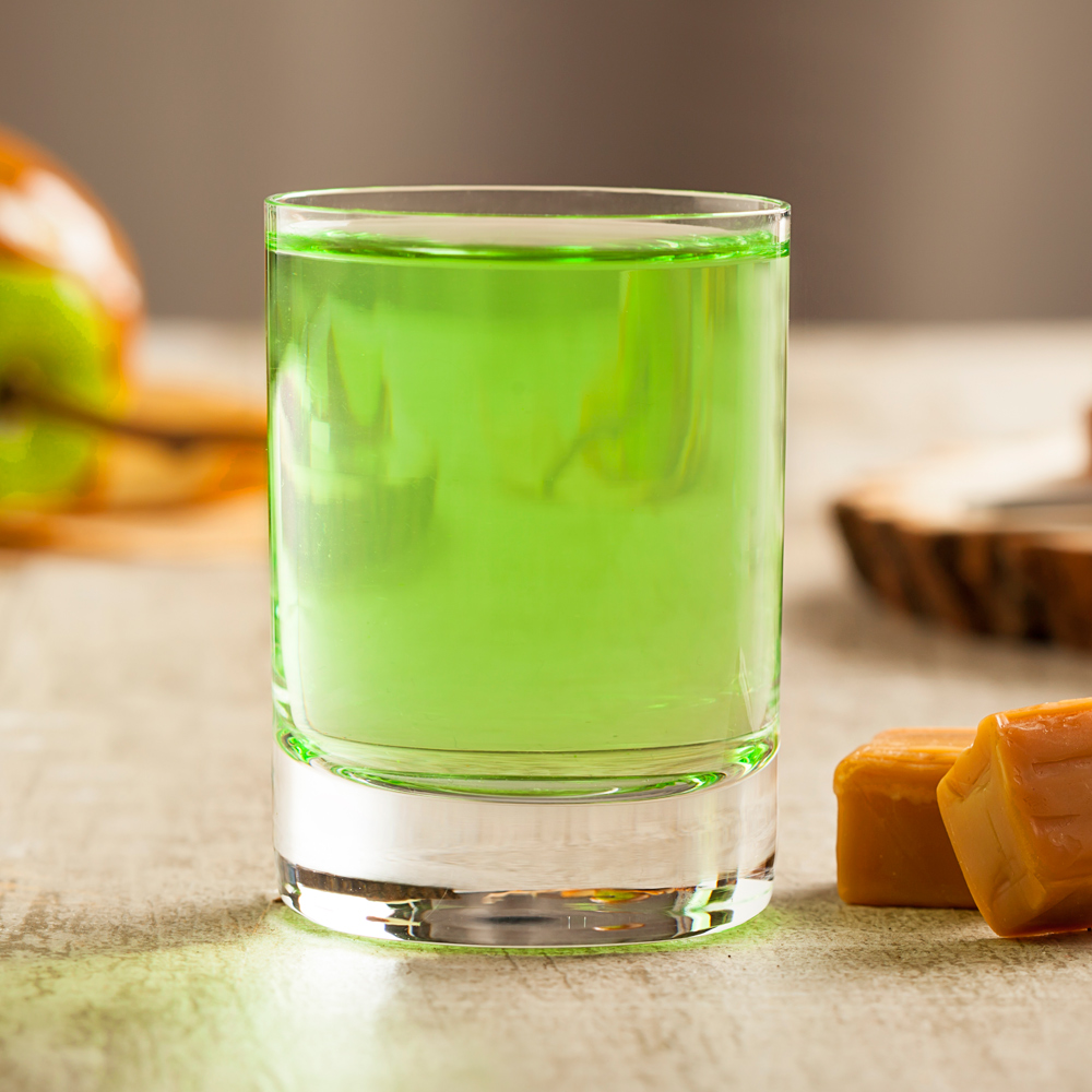 Easy Halloween Shots Recipes Caramel Apple Shot