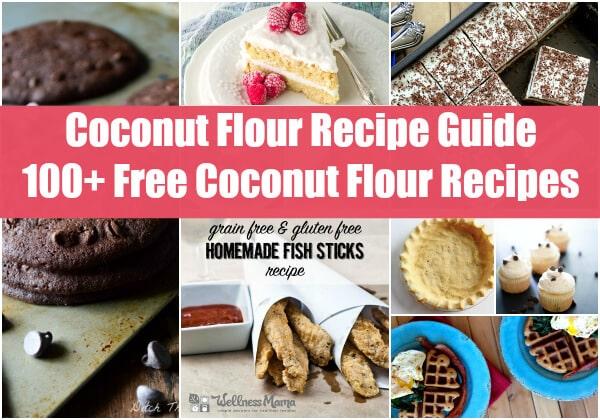 Coconut Flour Recipe Guide – 100+ Free Coconut Flour Recipes