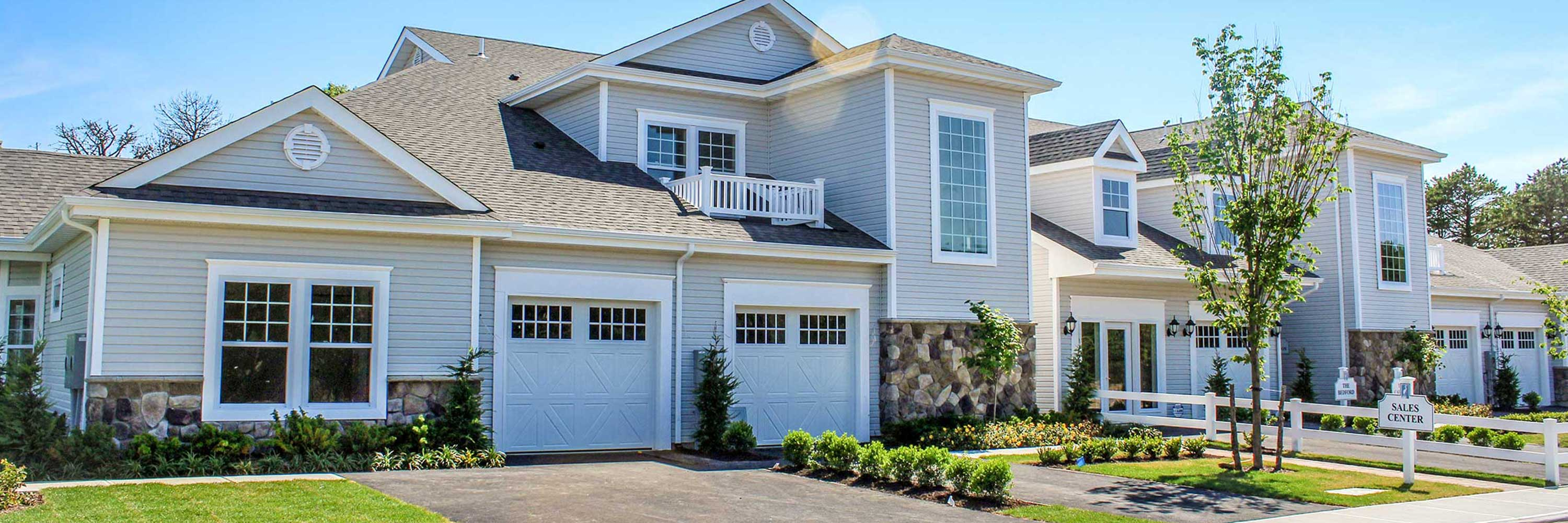 Garage For Sale Long Island Luxury Retirement Community The Manors At The Colony Preserve