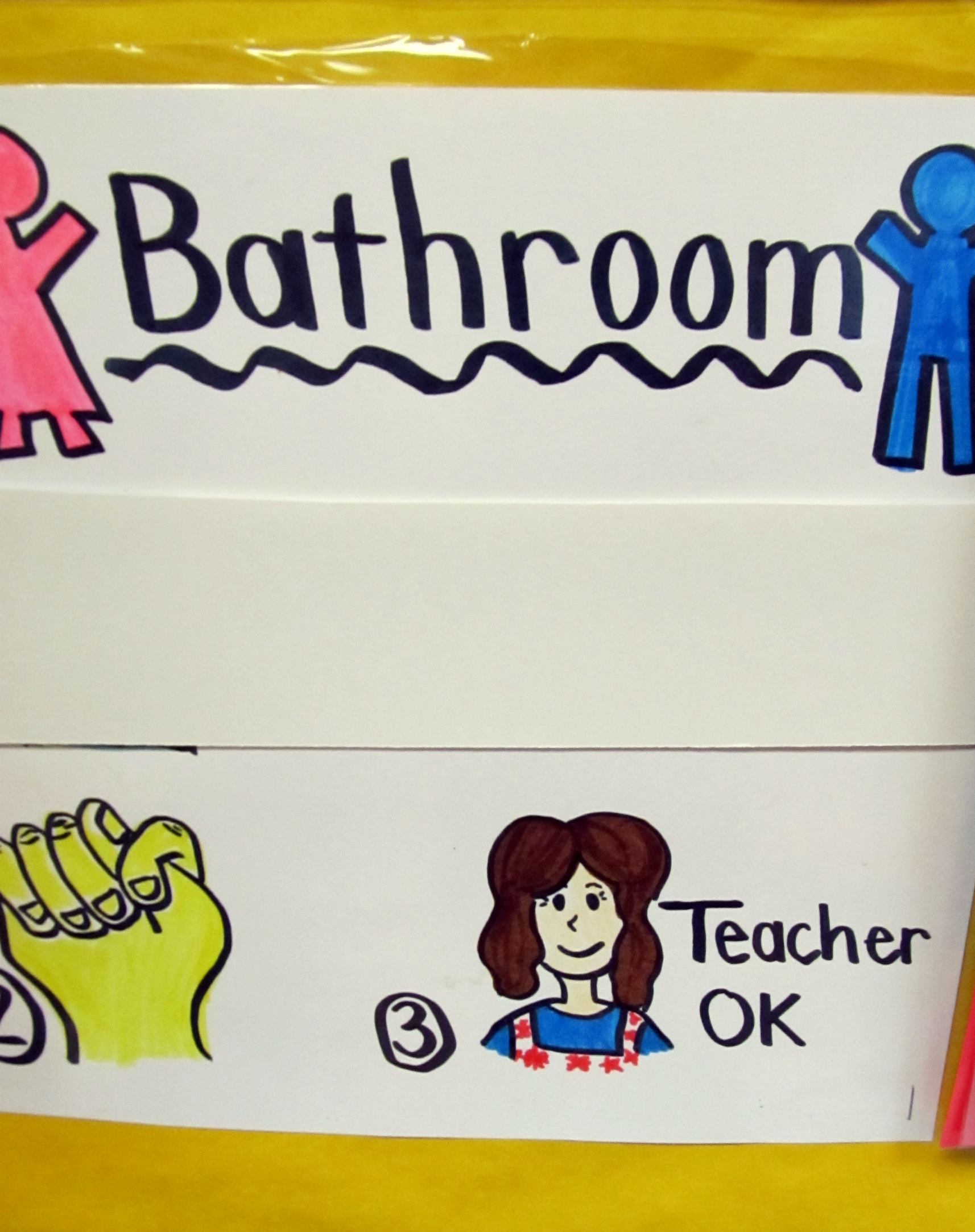Bathroom Sign Language Baby sign language for bathroom - blackfashionexpo