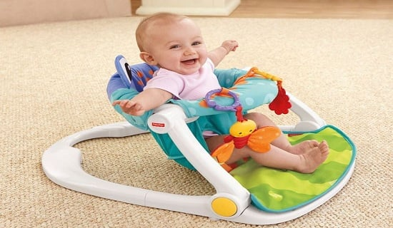 Choose the best baby walker & yes for carpet.