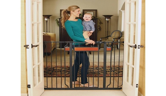 Best baby gates for stairs with TOP reviews 2017