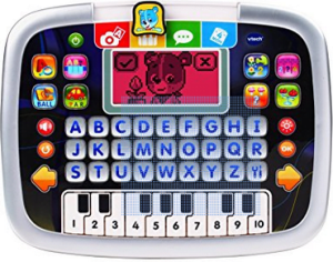 17 VTech Little Apps Tablet, Black