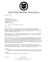 EastTexasBaptistUniversity