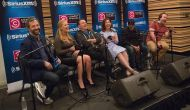 SEATTLE, WA - JUNE 20:  (L-R) Judd Apatow, Amy Schumer, Colin Quinn, Vanessa Bayer, Dave Attell and Mike Birbiglia speak during SiriusXM 'Town Hall' for Sirius XM Comedy Central Radio at Studio X on June 20, 2015 in Seattle, Washington.  (Photo by Mat Hayward/Getty Images for SiriusXM)