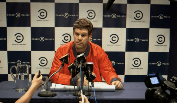 SteveRannazzisi_press_conference_comedycentral