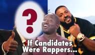ifcandidateswererappers