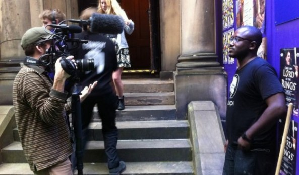 """Hannibal Takes Edinburgh"" documentary coming to Netflix"