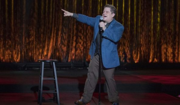 """Review: Patton Oswalt, """"Talking For Clapping"""" (Netflix)"""