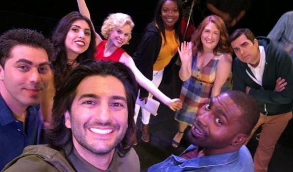 The new 2016 cast of MADtv on The CW on finding their roles, and team bonding