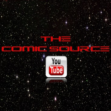 The Comic Source on YouTube