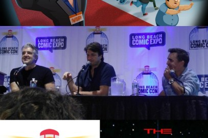 The Comic Source Podcast Episode 160 Con Man the Game Panel LBCC 2016