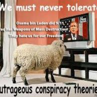 outrageous conspiracy theories