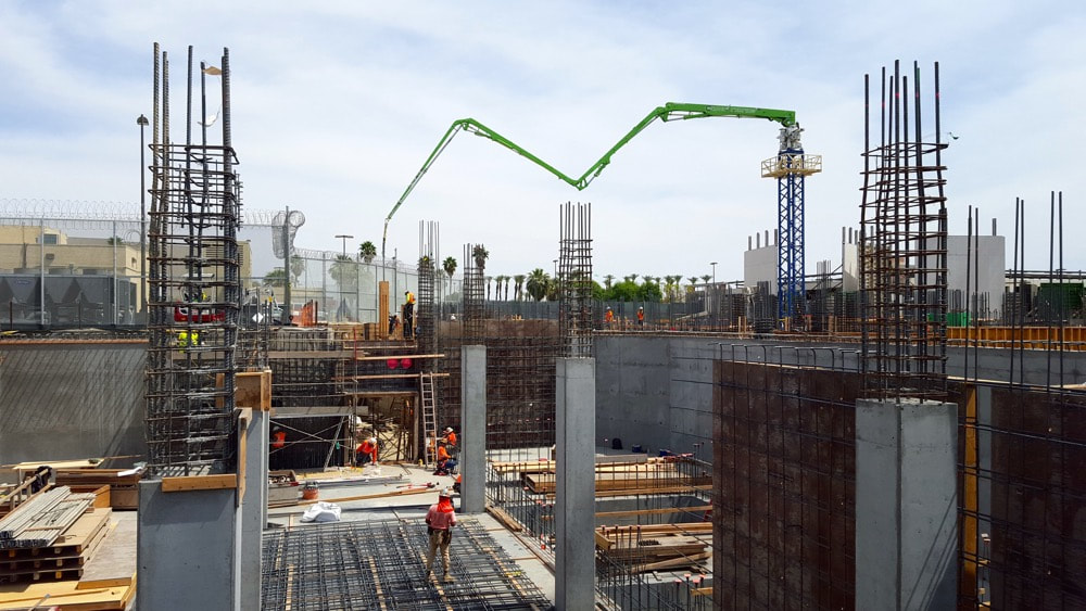 Category Concrete Pumping - Construction Industry News and Innovations