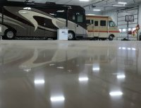 Polished Concrete - The Concrete Protector