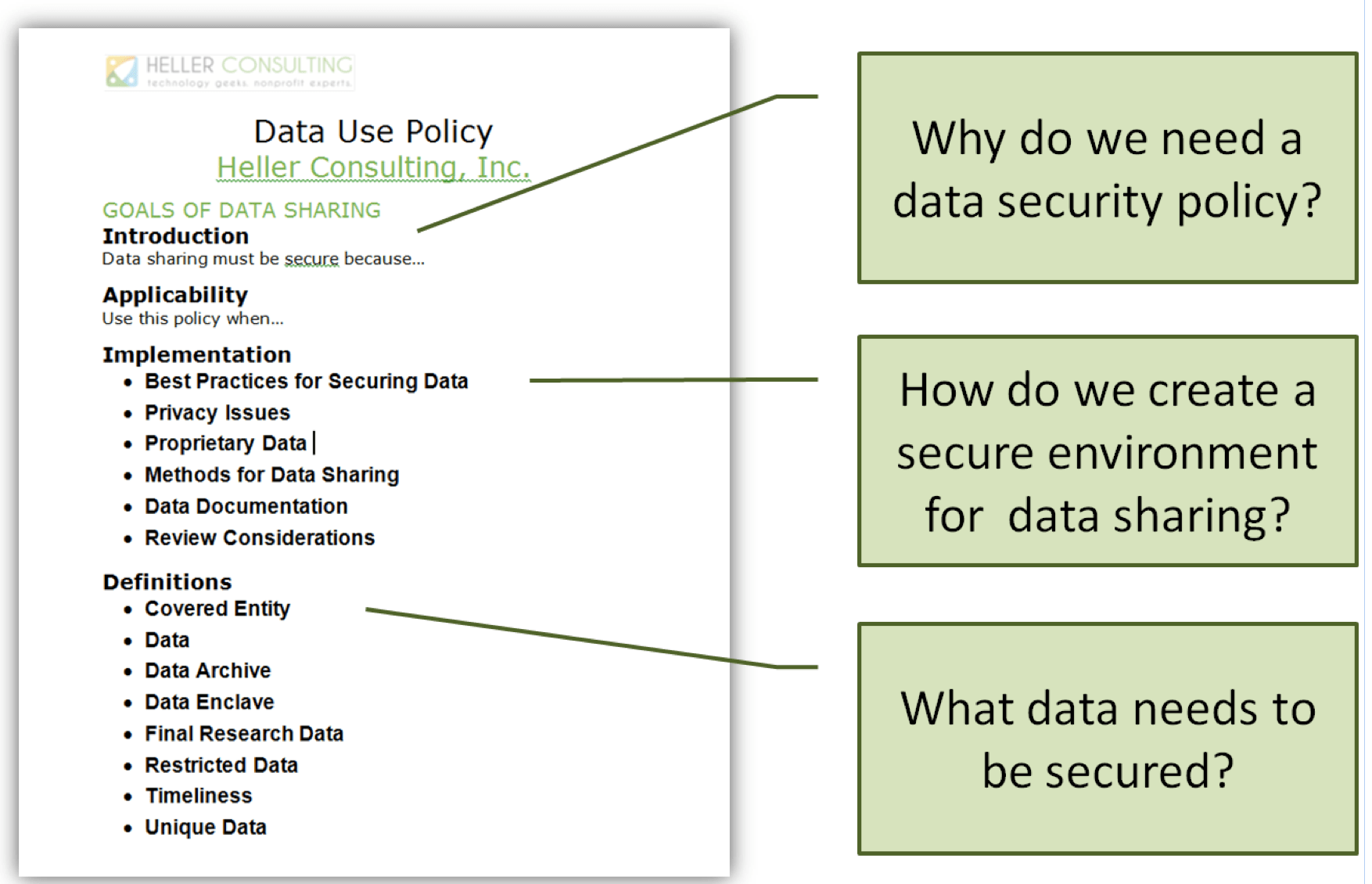 Database Security Policy Template Costumepartyrun